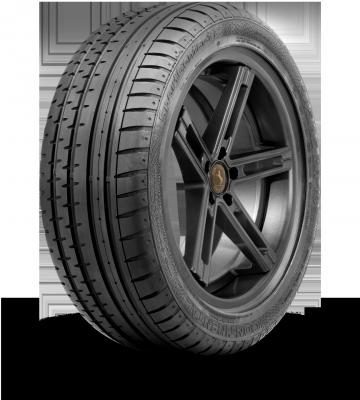 ContiSportContact 2 SSR Tires